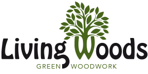 Living Woods Retina Logo